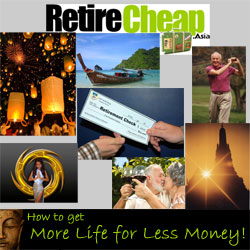 Become a Retire Cheap Asia Member
