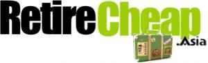 RetireCheap.Asia Logo